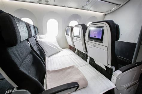 Air New Zealand Sky by Air New Zealand Inaugur 243 Sus Vuelos Entre Auckland Y