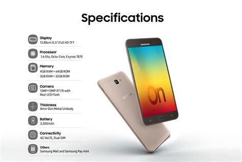Samsung On7 Prime samsung galaxy on7 prime 200 kaldata
