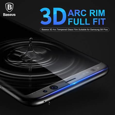 Tempered Glass S8plus Premium 4d Glass aliexpress buy tempered glass for samsung galaxy s8 s8 plus baseus premium 3d arc screen
