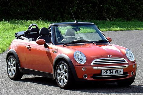 mini convertible convertible    prices parkers