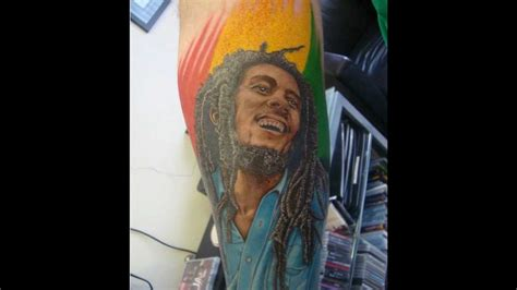 bob marley tattoo designs weneedfun