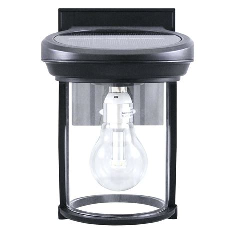 Solar Powered Outdoor Light Fixtures Solar Exterior Wall Light Fixtures And Outdoor Mounted Lighting Oregonuforeview