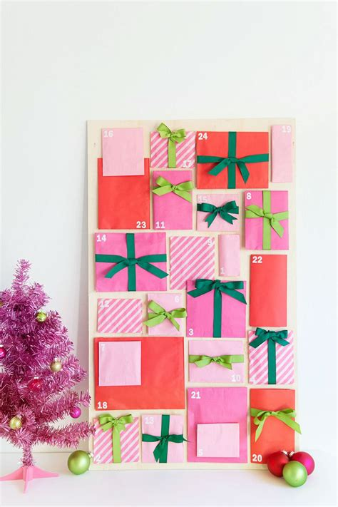 how to make a advent calendar how to make an advent calendar