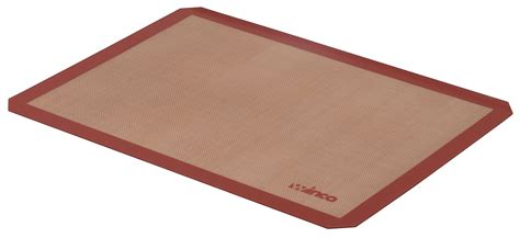10 X 15 Silicone Baking Mat by Winco Sbs 21 Silicone Square Baking Mat 15 3 8 Quot X 21 1 2