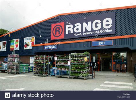 range  discount home  garden store stock photo