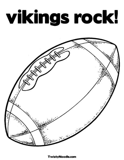 nfl vikings coloring pages free coloring pages of minnesota vikings
