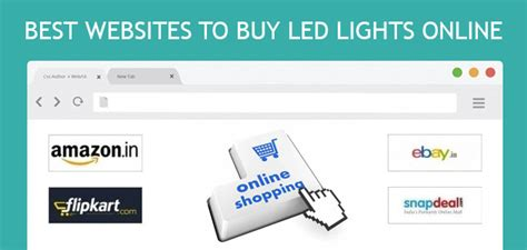 Best Place To Buy Led Light Bulbs 14 Best Websites To Buy Led Lights Led Lights In India