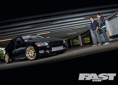 modified lexus is200 tuned lexus is200 fast car