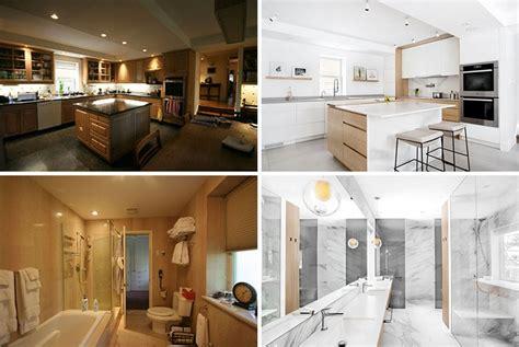 Kitchen Interiors Design Vorher Nachher Renovierung Amp Modernisierung Einer Wohnung