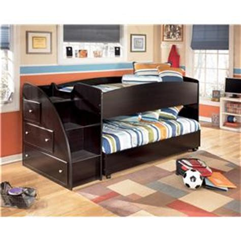 Signature Design By Ashley Embrace Twin Loft Caster Bed Embrace Loft Caster Bed