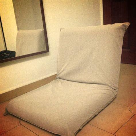 Muji Floor Chair by Muji Adjustable Floor Chair Furniture Home On Carousell