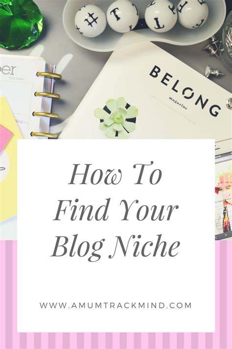 how to find your niche how to find your blog s niche fiona sarah