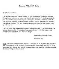 palanca letter example the best letter sample