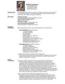 high school student cover letter exles cover letter for high school education cover letter