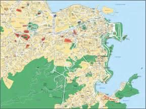 map of de janeiro brazil