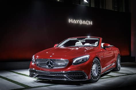 maybach mercedes mercedes just unveiled its 320 000 maybach s650