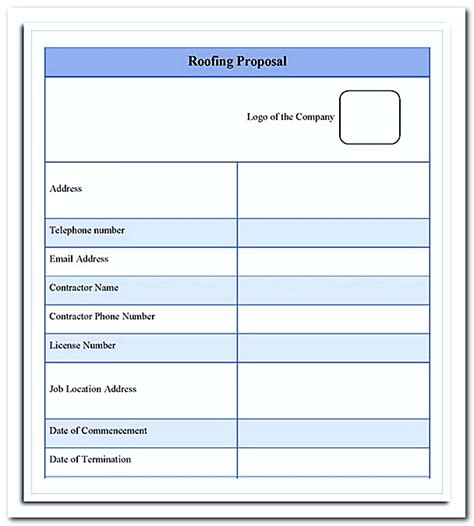 roofing invoice templates what to be included in roofing invoice template with exle