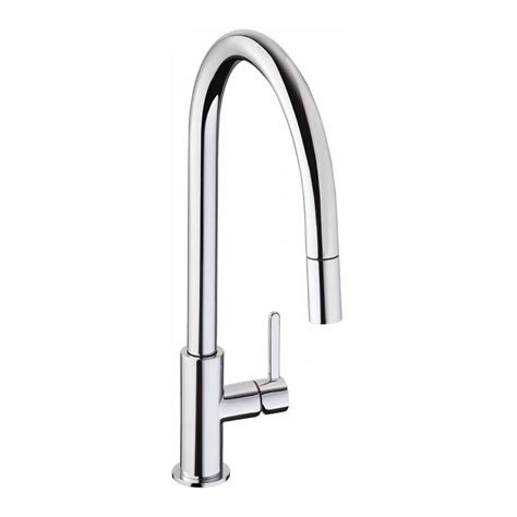 spray taps kitchen sinks abode althia pull out spray kitchen tap sinks taps com