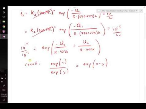 state pattern youtube steady state creep tutorial problem solution youtube