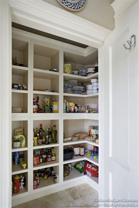 Walk In Kitchen Pantry Design Ideas Walk In Pantry With Shelving Pantry Pinterest