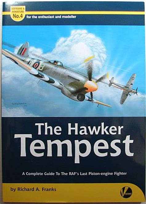 tempest books modeler valiant wings the hawker tempest airframe