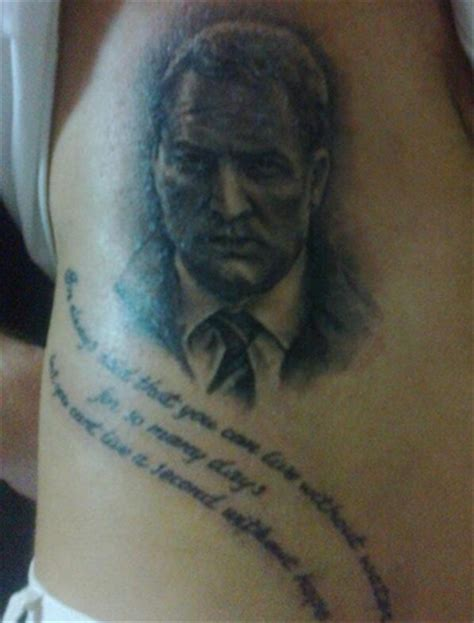 football ink liverpool fan unveils new brendan