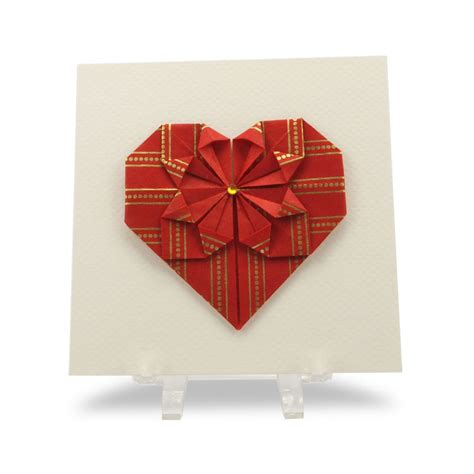 Origami Greeting Cards - handmade origami greeting card free shipping shopjoy