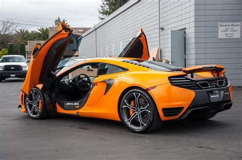 orange mclaren 12c mclaren mp4 12c hs 220 orange supercar wallpaper