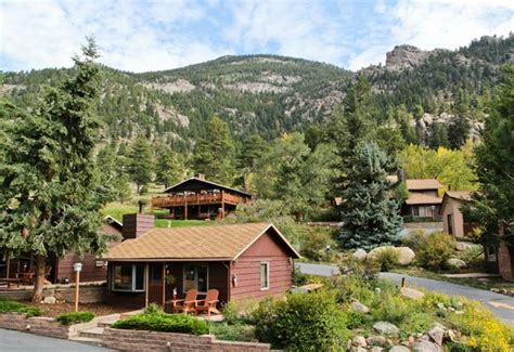 estes park cottages mcgregor mountain lodge estes park co ranch reviews tripadvisor