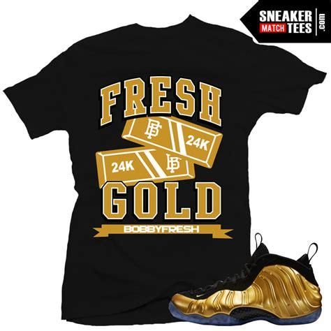Tshirt Nike One Clothing nike foosite one gold shirts 24 krt fresh sneaker