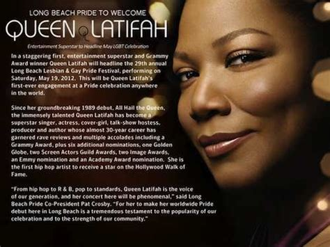 Latifah Comes Out Of The Closet by Pin By Xin Marguerite On Latifah