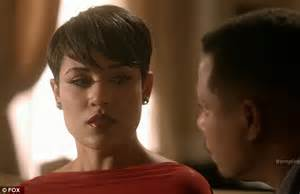hairstyles on empire tv show empire leader lucious lyon declares war on music studio