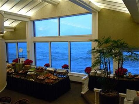 marine room high tide brunch high tide breakfast buffet at marine room power scuba san diego scuba diving and beyond la
