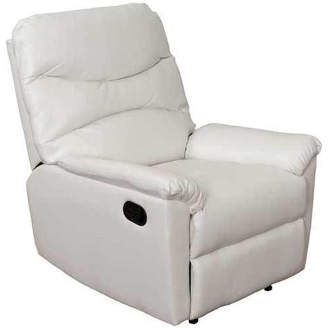 Sale Lukece Whitening corliving luke recliner white lzy 419 r best buy