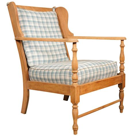 french wingback chair french provincial style wingback chair at 1stdibs