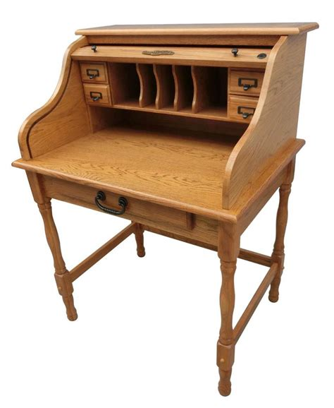 small roll top desks small oak roll top desks walmart