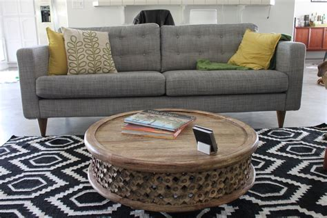 legs for karlstad sofa tufted karlstad w new midcentury legs make sure to get