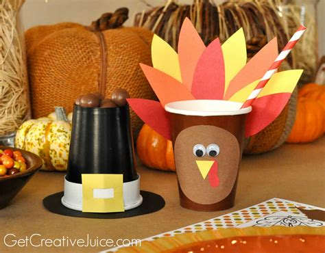 kid crafts for thanksgiving table decorations 20 festive diy thanksgiving crafts that you are going to