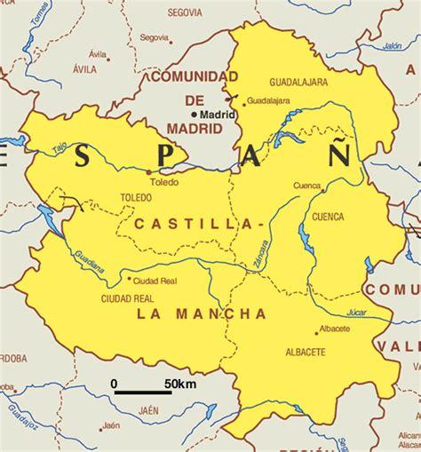 castilla la mancha castilla la mancha map information map of spain pictures and information