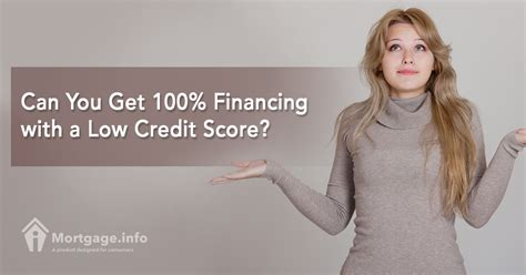 Can You Get A Loan With A Criminal Record Can You Get 100 Financing With A Low Credit Score