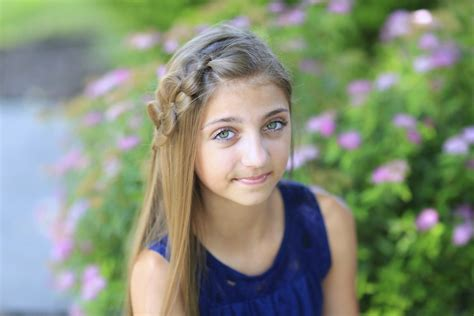Braid Hairstyles For Ages 10 12 by How To Create A Rick Rack Braid Hairstyles