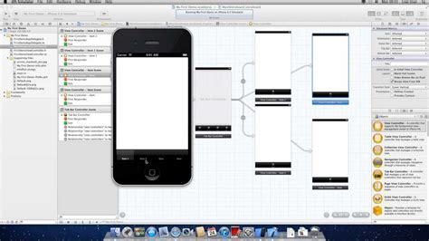 construct 2 ios tutorial how to create tabbed tab bar navigation iphone ios
