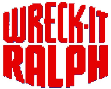 image wreck it ralph logo.png | wreck it ralph wiki