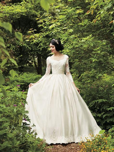 disney princess wedding dresses are here photos