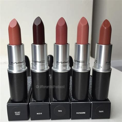 mac lipstick 25 best ideas about mac matte lipstick shades on