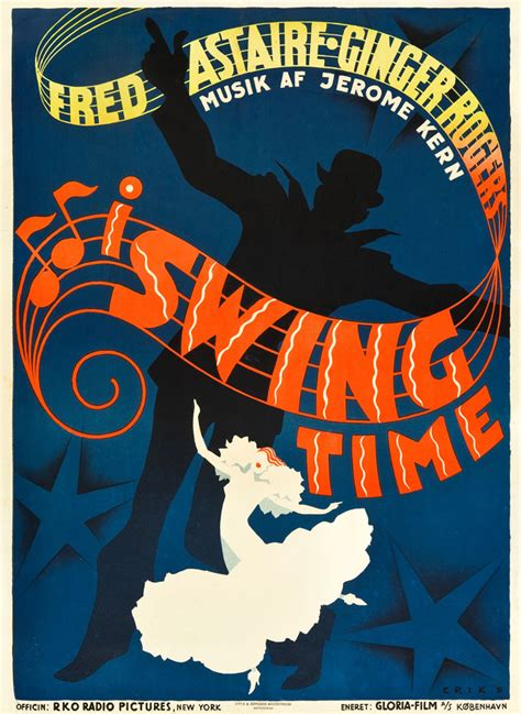 swing time the thing from denmark 50 watts