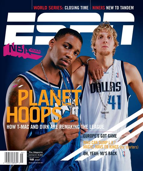 The Magazine by Espn The Magazine Covers Espn The Magazine 2001 Covers
