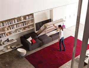Murphy Bed Systems Transformable Murphy Bed Sofa Systems That Save Up On