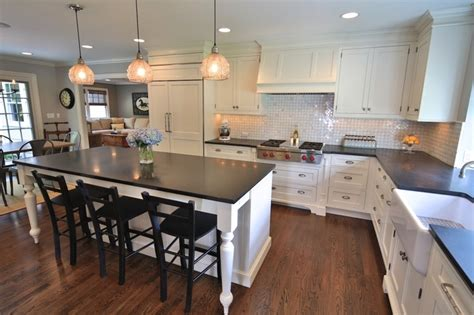 large kitchens with islands kitchen with big island matt n surrella s taste