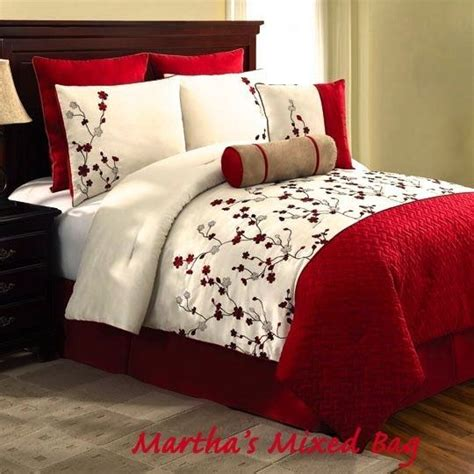 sakura oriental comforters new8p asian king cherry blossom white gray comforter bed set cherry